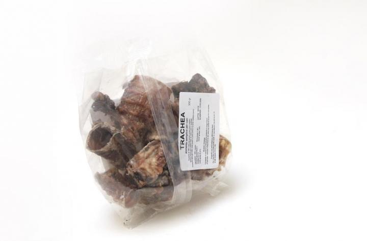 Trachea di bovino  buste da 500 gr.